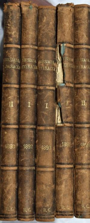 Biesiada literacka, 1891, T. XXXII