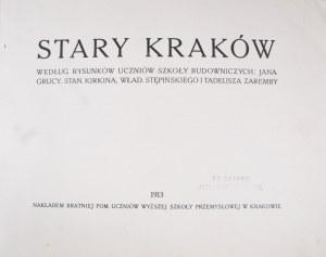 [Kraków] Stary Kraków.