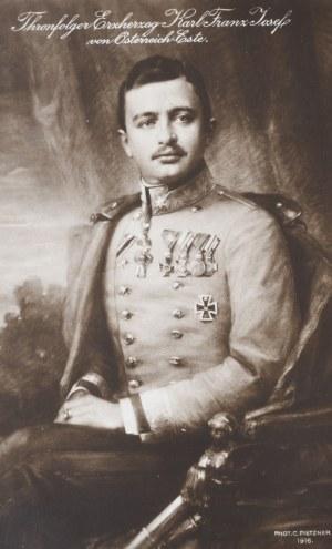 Austro-Węgry, Karol I