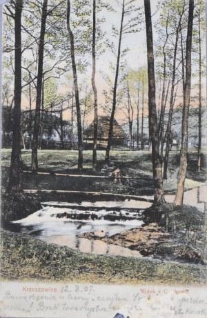 Krzeszowice - Widok z Czatkowic