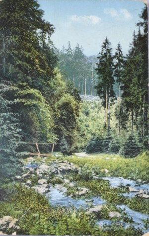 Czerna - Widok z doliny Eliasza
