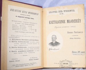 Plenkiewicz Roman - Kształcenie młodzieży.