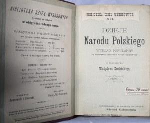 Smoleński Władysław - Dzieje narodu polskiego.