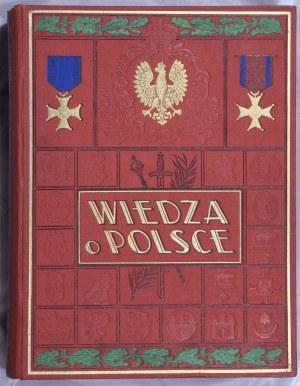 Wiedza o Polsce. T. 1-3 w 4 wol.