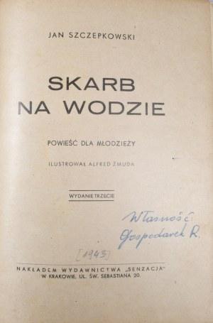 Szczepkowski Jan - Skarb na wodzie.
