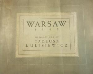 Kulisiewicz Tadeusz - Warsaw 1945