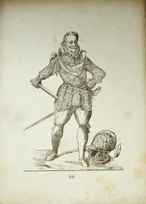 Wawrosz Karol, cz. II - Broń i uzbrojenie