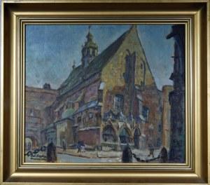 Szyfter Edward, Kościół św. Barbary w Krakowie