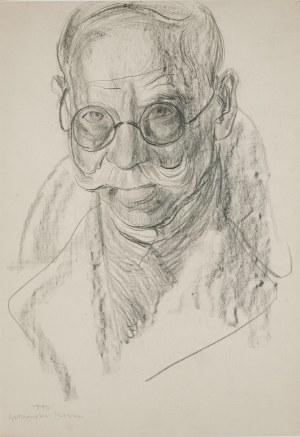Stefan Gałkowski (1912 - 1943), Portret, 1943