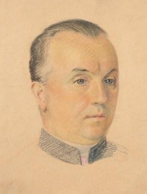 Andrzej Oleś (1886 -1952), Portret,1935 r.