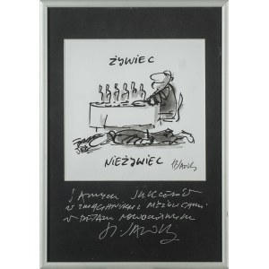 Henryk Sawka (Ur. 1958), Żywiec - nieżywiec