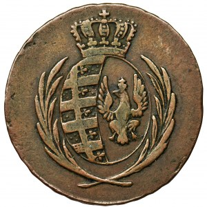 Duchy of Warsaw, 3 Groschen 1811 IS