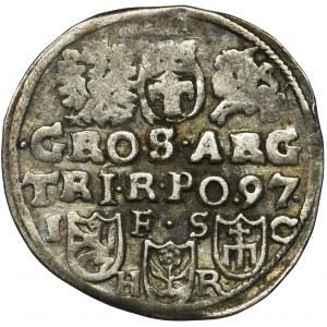 Zygmunt III Waza, Trojak Bydgoszcz 1597