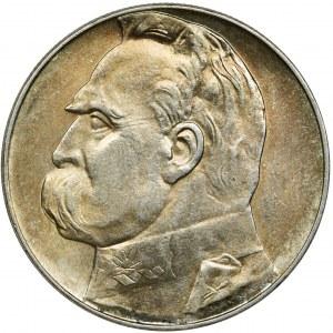 Pilsudski, 10 zloty 1936