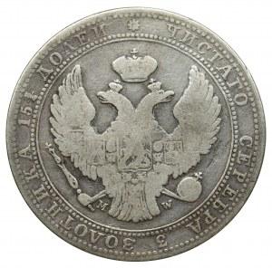 3/4 rubla = 5 złotych Warszawa 1836 MW