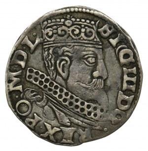 Zygmunt III Waza, Trojak Wschowa 1599 - SIG III