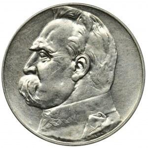 Piłsudski, 5 złotych 1936
