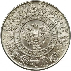 Mieszko i Dąbrówka, 100 złotych 1966