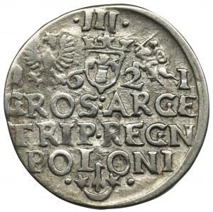 Zygmunt III Waza, Trojak Kraków 1621