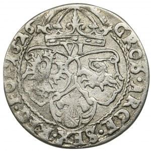 Zygmunt III Waza, Szóstak Kraków 1626