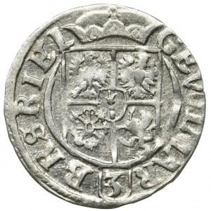 Prusy Książęce, Jerzy Wilhelm, Półtorak Królewiec 1624