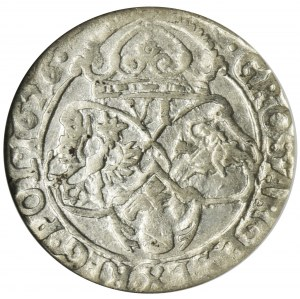 Zygmunt III Waza, Szóstak Kraków 1626 - GCN AU55
