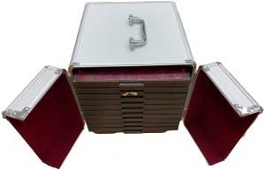Kuferek na kasety + 10 sztuk kaset MB - Leuchturm
