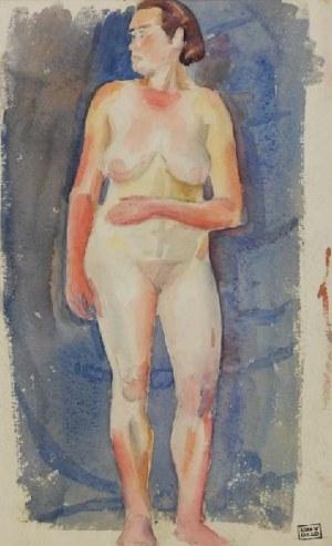 Otto AXER (1906-1983), Akt kobiety