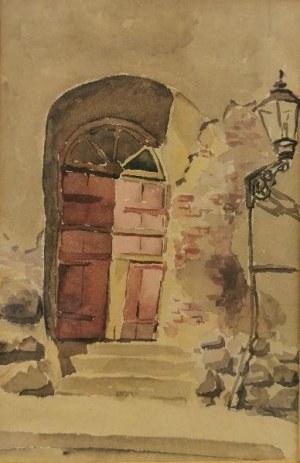Artysta nieokreślony, Stara brama