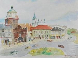 Irena ACEDAŃSKA-NOWAKOWSKA  (1906-1983), Lublin, 1979