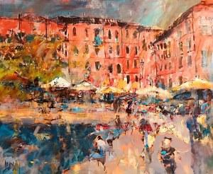 Krzysztof Ludwin, Włoskie wakacje Cinque Terre, 2020