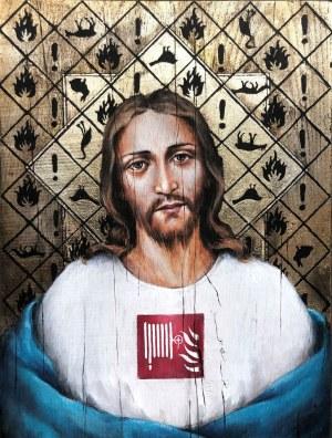 Borys Fiodorowicz, Jezus znad Biebrzy, 2020
