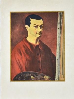 Mojżesz Kisling (1891 - 1953), Autoportret