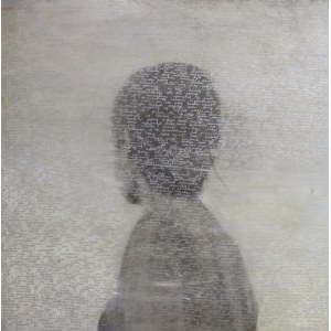 Justyna POSIECZ-POLKOWSKA, Portret III, 2011 r.