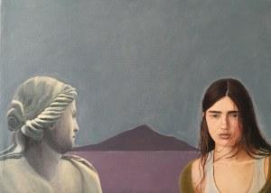 Maria Lorek, Dialog, 2019
