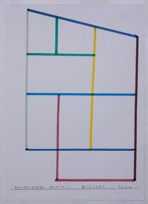 Włodzimierz Pawlak, Rysunek, 2020