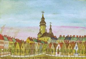 Krynicki Nikifor (1895-1968), CERKIEW