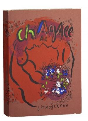 Marc Chagall (1887-1985), Okładka litograficzna