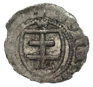 Władysław II Jagiełło (1386-1434) - Trzeciak 1393-1394 - Kraków - litera W