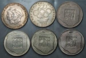 PRL - 200 złotych (1974-1976) - Mapka, Olimpiada, Faszyzm