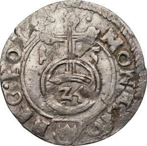 Zygmunt III Waza (1587-1632) - Półtorak 1615 Bydgoszcz
