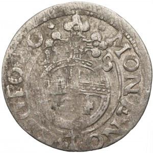 Zygmunt III Waza (1587-1632) - Półtorak 1618 Bydgoszcz – rzadszy rocznik