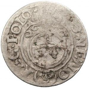 19 - Zygmunt III Waza (1587-1632) - Półtorak 1622 Bydgoszcz – Niezwykle rzadka odmiana z SIGI i PMD na awersie