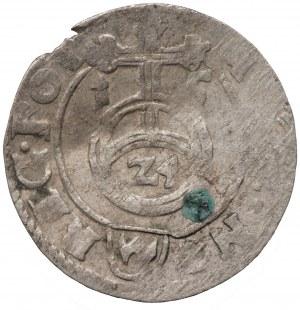 Zygmunt III Waza (1587-1632) - Półtorak 1615 – otok sznurowy BARDZO RZADKI - Kolekcja Górecki