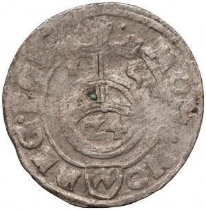 5 - Zygmunt III Waza (1587-1632) - Półtorak 1615 MON NO BARDZO RZADKI - Kolekcja Górecki