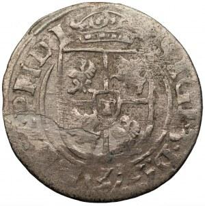 Zygmunt III Waza (1587-1632) - Półtorak 1615 MON NO BARDZO RZADKI - Kolekcja Górecki