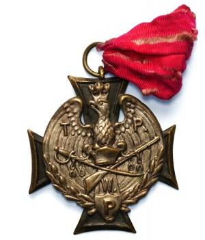 Odznaka pamiątkowa Związku Towarzystw Powstańców i Wojaków
