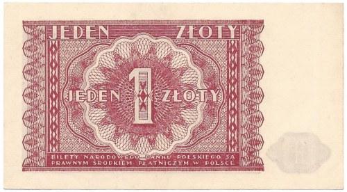 1 złoty 1946