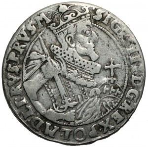 Zygmunt III Waza (1587-1632) - Ort 1624 - Bydgoszcz - PRVS M