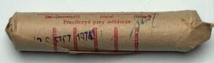 Rulon bankowy 50 x 5 groszy 1970